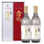 大吟醸 白鳳印千寿土佐鶴 紅白セット |土佐鶴酒造㈱
